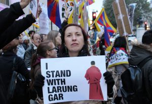 2016 10 19 larung gar london protest full 2 300x205